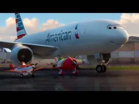 Planes (TV Spot 'Something's Different About American')