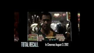 TOTAL RECALL  'ALIVE' TV SPOT