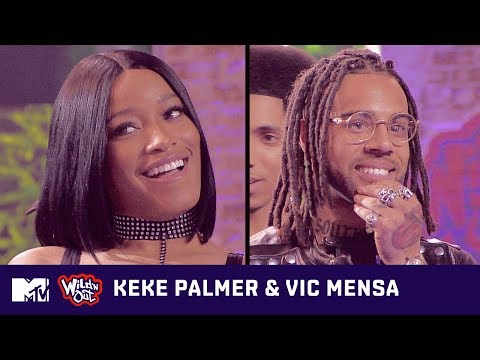 Keke Palmer & Vic Mensa Destroy Nick Cannon & the Red Team | Wild 'N Out | #Wildstyle