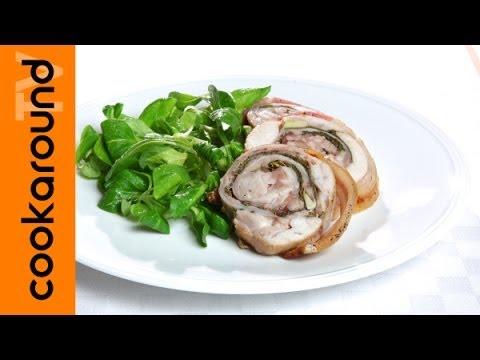 coniglio in porchetta - ricetta