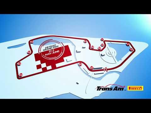 Detroit Grand Prix Track Guide