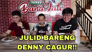 Video KENIKMATAN MAKAN DI DAPOER BANG JALI!! FT. DENNY CAGUR MP3, 3GP, MP4, WEBM, AVI, FLV November 2018