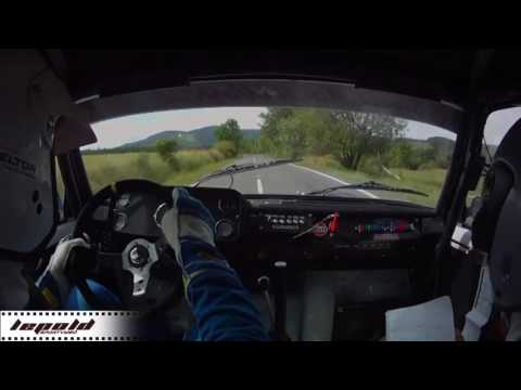 Szauer-Rácz Lada 2105 Salgó Rallye 2016.SS4.-Lepold Sportvideo