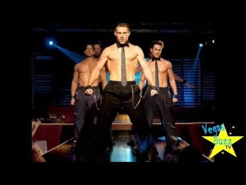 VIDEO: Channing Tatum Announces He's Doing A
