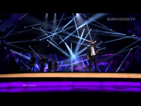 something - Powered by http://www.eurovision.tv Lithuania: Andrius Pojavis - Something live at the Eurovision Song Contest 2013 Grand Final.