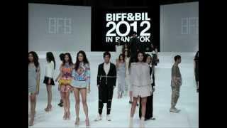 BIFF&BIL Fashion Week Bangkok 2012