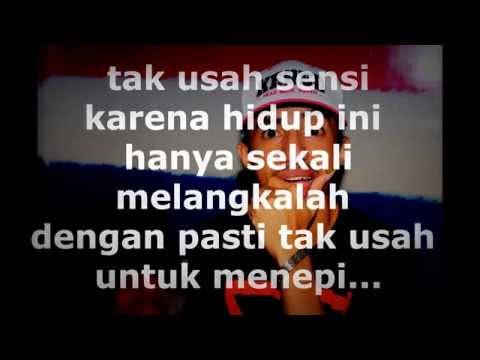 Song Lyrics Santai From A-Takur