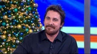 Video Christian Bale's Wife Talked Him into 'American Hustle' MP3, 3GP, MP4, WEBM, AVI, FLV Januari 2018