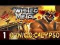 Twisted Metal Modo Hist ria 1 calypso E O Palha o Insan