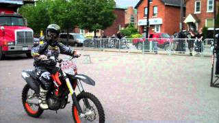 5. KTM Dirtbike Stunts