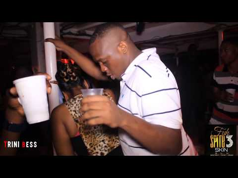 Fuhh Spite 3 Boat Cruise Highlights (Trinidad) Party Life