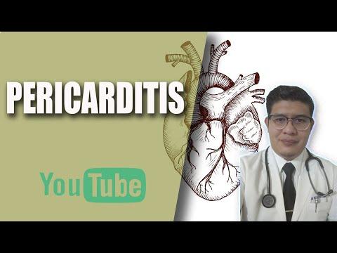 Pericarditis crónica [Derrame pericardico, Taponamiento cardíaco, Pericarditis constrictiva]