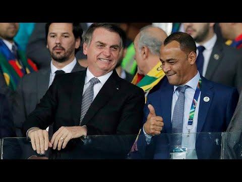 Brasilien: Regenwald-Wette - Bolsonaro fordert Merkel  ...