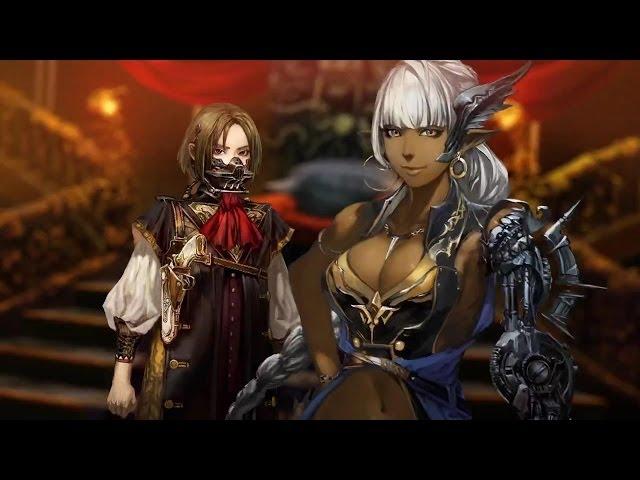 Видео к игре Stranger of Sword City