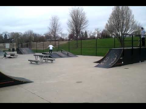 More hampe skate park carol stream -school project