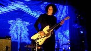 Jack White solo Denver The Dead Weather Will There Be Enough Water