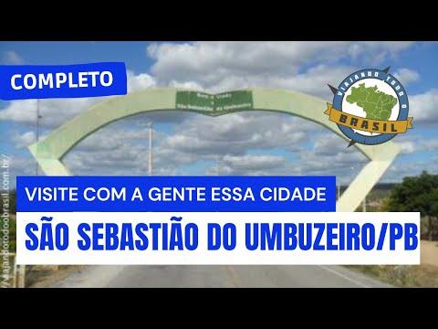 Viajando Todo o Brasil - São Sebastião do Umbuzeiro/PB - Especial