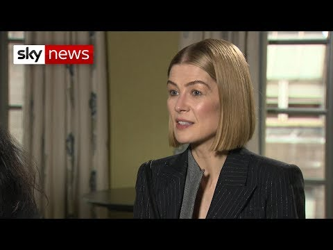 Rosamund Pike: Women are part of the inequality problem