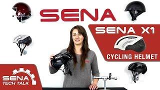 Tech Talk: Představujeme X1 - inteligentní cyklistickou přilbu