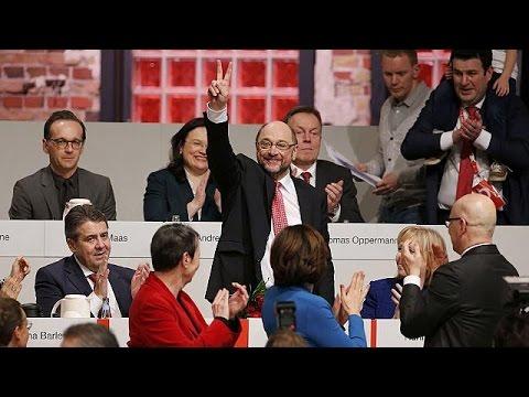 Μάρτιν Σουλτς: Στο τιμόνι του SPD και υποψήφιος για την καγκελαρία της Γερμανίας