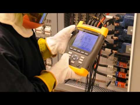 Keithly Electronics and Fluke Scopemeter 190 Series II