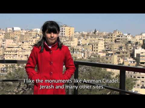 """Children of Amman"" - Digital Film Making Workshop"