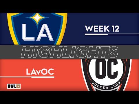 LA Galaxy 2 - Оранж Каунти Блюз 2:2. Видеообзор матча 26.05.2019. Видео голов и опасных моментов игры