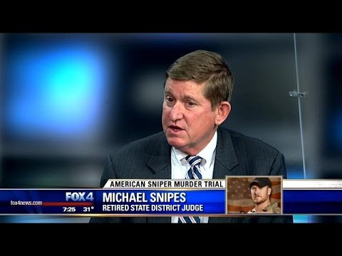 video:Michael Snipes on American Sniper Jury Selection