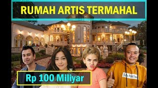 Download Video Harga Rumah Artis Indonesia Termahal 2019 MP3 3GP MP4
