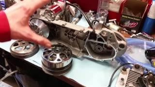 4. Taida 232cc Ruckus Honda