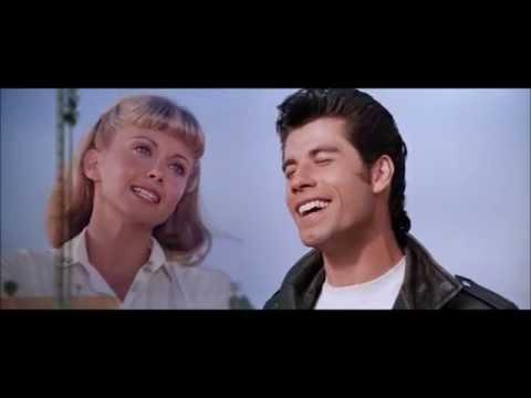 Olivia Newton-John & John Travolta - Summer Nights [HD]