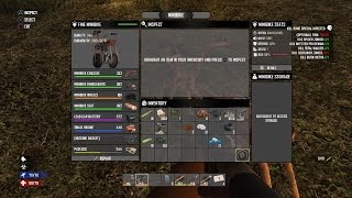 How To Make A MiniBike on 7 Days TO Die - 7 Days to Die PS4/Xbox One How to Get MiniBike