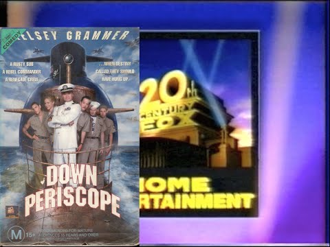 Opening & Closing to Down Periscope 1996 VHS (Australia)