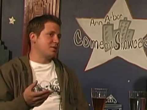 Dave Landau - Comic - Anybody Who Ain't Anybody