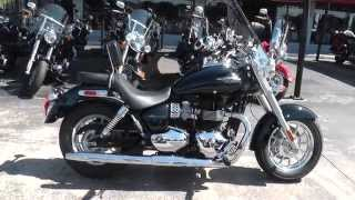 8. 585807 - 2013 Triumph America - Used Motorcycle For Sale