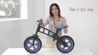 Babyology Review FirstBIKE Balance Bike