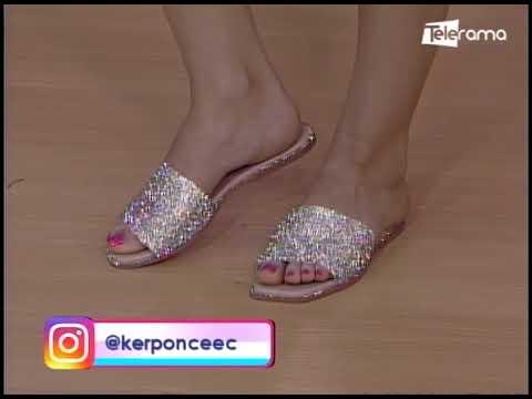 Opciones diferentes de zapatos femeninos