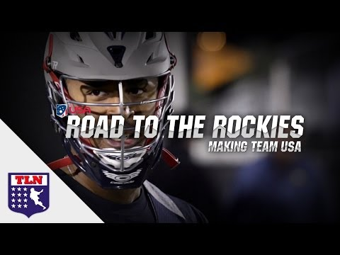 Lacrosse - Watch Episode 2: http://youtu.be/LKiGKjGESYo Watch Episode 3: http://youtu.be/yn5u3QLIVpk Donate to Team USA http://www.uslacrosse.org/donate Visit http://ww...
