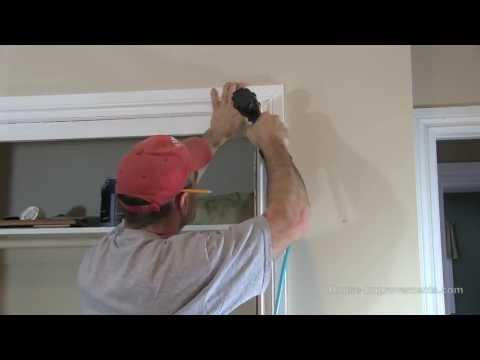 How To Install Window & Door Trim/Casing