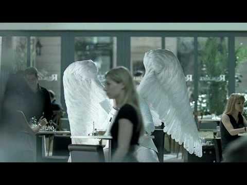 Funny commercial - פרסומות שוופס - מלאך