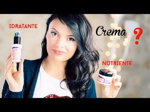 Crema Idratante Viso o Crema Viso Nutriente per la Pelle Secca? Bellezza Consapevole