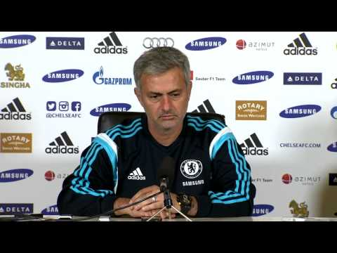 Little - Sign up to Fan Club Plus+ to watch Cesc Fabregas and Thibaut Courtois on chelseafc.com. http://bit.ly/1t8AtnY Jose Mourinho spoke to the press ahead of our trip to Old Trafford to face Manchester...