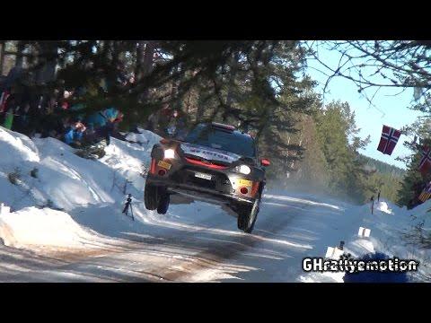 WRC Rally Sweden 2015: Jumping Saturday - GHrallyemotion