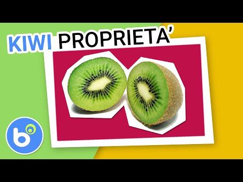 i benefici del kiwi, le sue proprietà e le controindicazioni