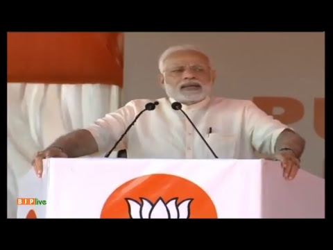 PM Shri Narendra Modi addresses public meeting in Puducherry : 25.02.2018