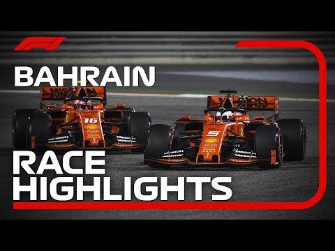 2019 Bahrain Grand Prix: Race Highlights - Thời lượng: 7:10.