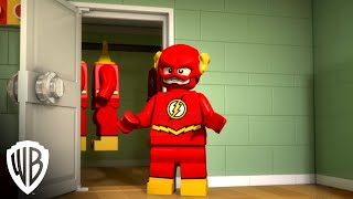 "Nonton LEGO DC Super Heroes: The Flash clip - ""Morning with Flash"" Film Subtitle Indonesia Streaming Movie Download"