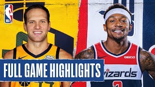 JAZZ at WIZARDS   FULL GAME HIGHLIGHTS   January 12, 2020
