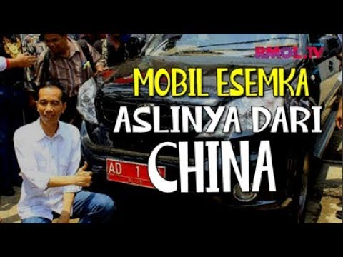 Mobil Esemka Aslinya Dari China