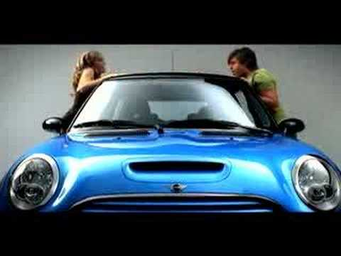 Mini Cooper banned commercial